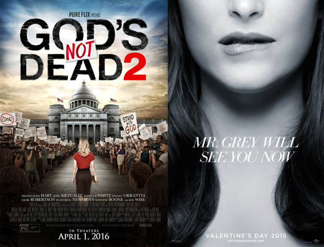 God's Not Dead Fifty Shades