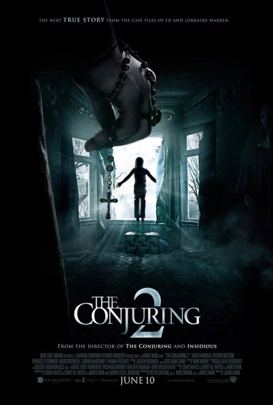 Conjuring2-Poster