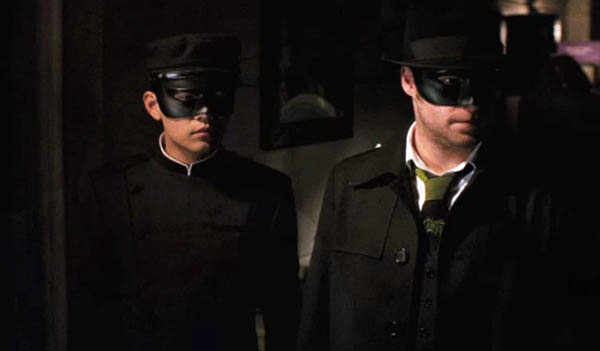 Throwbackthursday The Green Hornet 2011 The Movie March