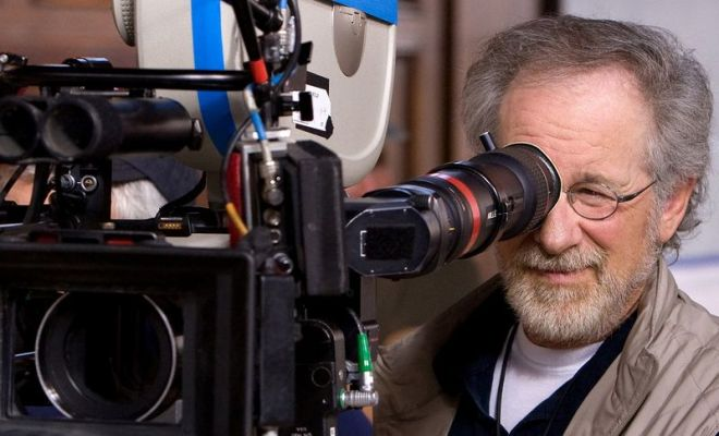 Steven-Spielberg-directing