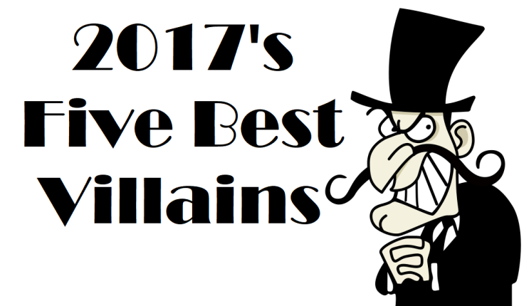 Best Villains 2017
